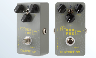 "CP-21 ""Rock Face""  Distortion"